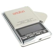 Ortofon Pressure Gauge Scale DS-3 Digital Stylus Tracking Force from JAPAN