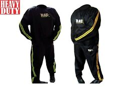 Heavy Duty RAD Sweat Suit Sauna Exercise Gym Suit Fitness Weight Loss Anti Rip