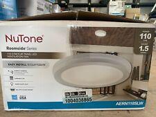 NuTone Roomside Series 110 CFM Humidity Sensing Bathroom Exhaust Fan