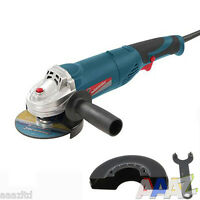 """900W Electric Angle Grinder 4.5"""" 115mm Heavy Duty Cutting Grinding with Warranty"""