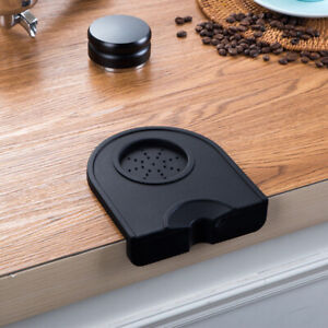 Silicone Coffee Tamper Holder Anti-skid Mat Tamping RestsEspresso Rubber Pad