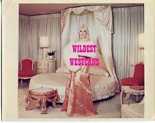 MAE WEST rare VINTAGE ORIGINAL private late 60s glamour photo