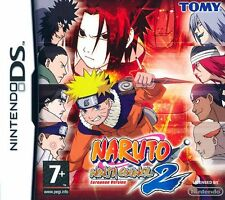 Naruto Ninja Council 2 - Nintendo DS
