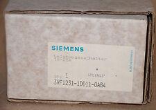 Siemens 3VF1231-1DD11-0AB4 Leistungsschalter 16-25A NEU OVP