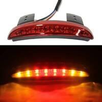 LED Brake Tail Lights Fender Edge For Harley Davidson Sportster XL883N XL 1200N