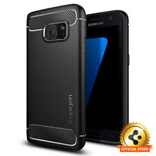 Spigen® Samsung Galaxy S7 [Rugged Armor] Ultra Slim TPU Case Shockproof Cover