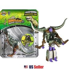 Transforming Robot Action Figure Toy - Dinosaur : T-Rex