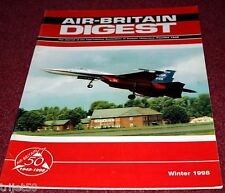 Air Britain Digest 1998 Winter TEAL,Beech 18,Air Atlanta