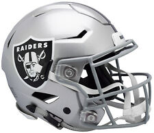 OAKLAND RAIDERS - Riddell Full-Size SPEED FLEX Authentic Helmet (2019)