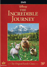 The Incredible Journey (DVD,1963)