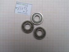 3 ROULEMENTS 498 & autres MOULINETS MITCHELL STEEL BALL BEARING REEL PART 81493