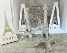 "2 Paris Eiffel Tower 3"" Miniature Display/Craft/Mini Dollhouse/Home Decor B57-3"""
