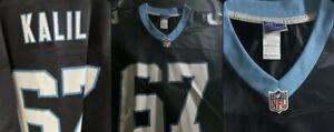 Carolina Panthers Ryan Kalil Nike Jersey