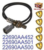Lambda Sensor for Subaru Impreza V5 V6 UK /& Importsâ 22690AA321 22690AA320