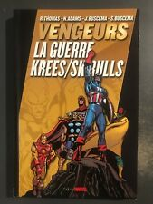 LES VENGEURS (Best of Marvel) - La guerre Krees / Skrulls