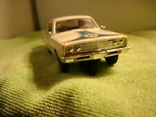 Vintage Strombecker 1969 Plymouth Baracuda RT slot car 1/32 offered by MTH