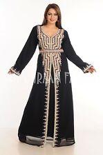 DUBAI FARASHA FANCY JILBAB JALABIYA WEDDING GOWN TAKSHITA DRESS FOR WOMEN 111