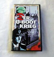 Der U-Boot Krieg - VHS (1991) Dokumentation / Krieg