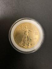 2016-w 1oz gold standing liberty MAGA