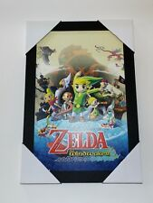 2015 Nintendo Pyramid Picture Wall Hanging Decor Legend of Zelda Windwaker