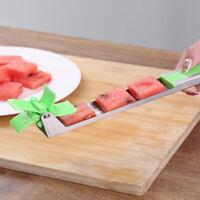 Trancheuse de coupeur de pastèque de forme moulin à vent pour la coupe de fruit