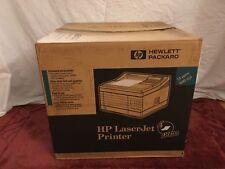Rare NEW HP LaserJet 4 Plus Workgroup Laser Printer 4PLUS