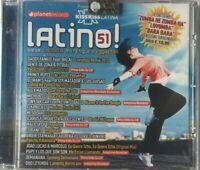 LATINO 51! CD COMPILATION
