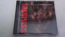 """ORIGINAL SOUNDTRACK """"TRESPASS"""" CD 14 TRACKS RY COODER BANDA SONORA BSO OST"""