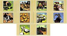 GB POSTCARDS PHQ CARDS MINT FULL SET 2005 FARM ANIMALS PACK 271 10% OFF 5+