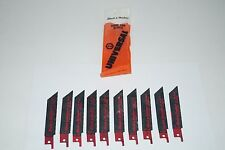 Black & Decket Sabre Saw Blades 40118-4'' (10 Pack)