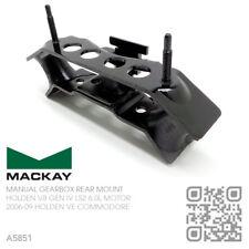 T56 MANUAL MACKAY GEARBOX MOUNT V8 GEN IV LS2 6.0L MOTOR [HOLDEN VE COMMODORE]