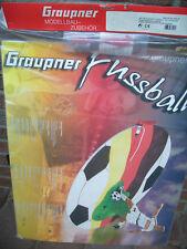 Graupner 9564.M Fussball mit Antriebsset aus Depron