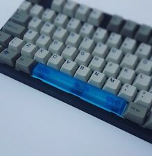 Blue Translucent Spacebar Keycap for Cherry MX Mechanical Keyboard Keycaps