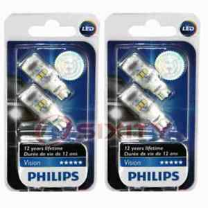 2 pc Philips Daytime Running Light Bulbs for Mercury Monterey 2004-2007 cc