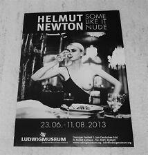 Helmut Newton Foto Poster Some like it