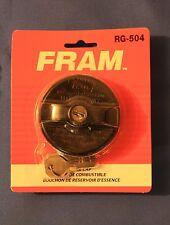 FRAM LOCKING Gas / Fuel Cap ~ RG-504 ~ Compatibility VOLKSWAGEN & VOLVO