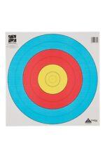 10 Stück Zielscheiben Auflagen Fita Compound 5-10er für 50m Nylonfäden verstärkt
