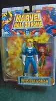 Marvel Hall of Fame INVISIBLE WOMAN Action Figure