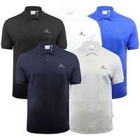 Money Ante Mens Polo T Shirt Short Sleeve Cotton Collar Casual Top