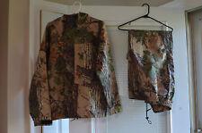 Cabela's Gor-tex REAL TREE  Camo Hunting 3d trunk bark Parka&Pants NWOT-*Sale*