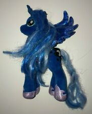 "TY My Little Pony Princess Luna Sparkle Beanie Babies Collection 9"" EUC 41183"