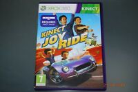 Kinect Joy Ride Xbox 360 UK PAL **FREE UK POSTAGE**