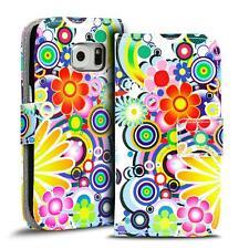 Housse Coque Pour Samsung Galaxy S6 Edge Motif Téléphone Portable