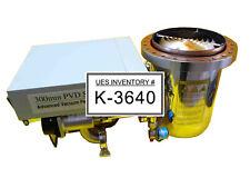 Cti Cryogenics 8116081g006 On Board 8f Cryopump With Acm P300 Working Surplus