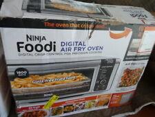 Ninja 1800-Watts Foodi Digital Air Fry Oven with Convection - Gray
