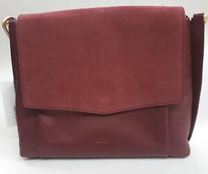 Bree Umhängetasche Brigitte 29 bilking red saddle bag S18 156170029