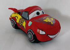 "Disney's Pixar Cars Lightning McQueen  Plush - 6"" Stuffed Toy Doll Red Race"
