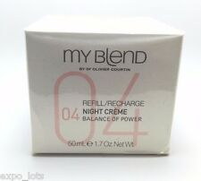 My Blend By Oliver Courtin 04 Refill / Recharge Night Creme Balance Of Power