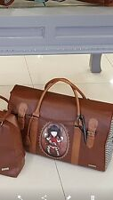 Santoro Gorjuss Weekender Bag Ruby