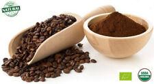 Organic Roasted Black Coffee Bean Arabica & Robusta Grounded Powder Sri Lanka
